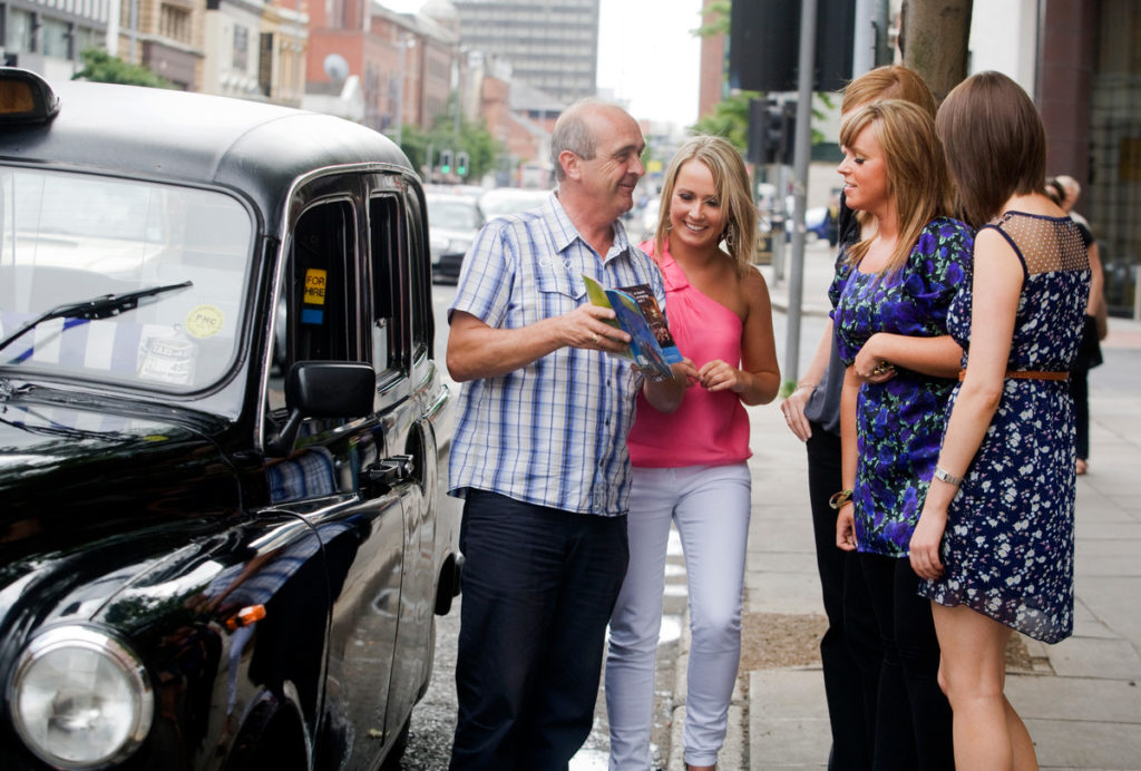 Belfast Black Cab Tours